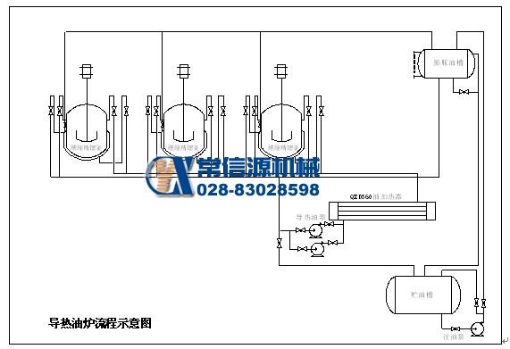 热水桶加热器加热管工作原理图